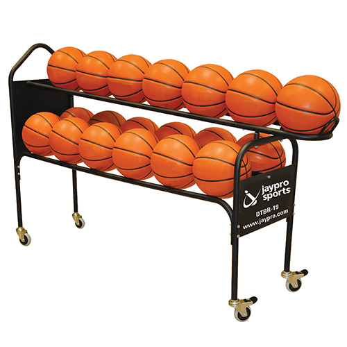 Deluxe Training Ball Rack