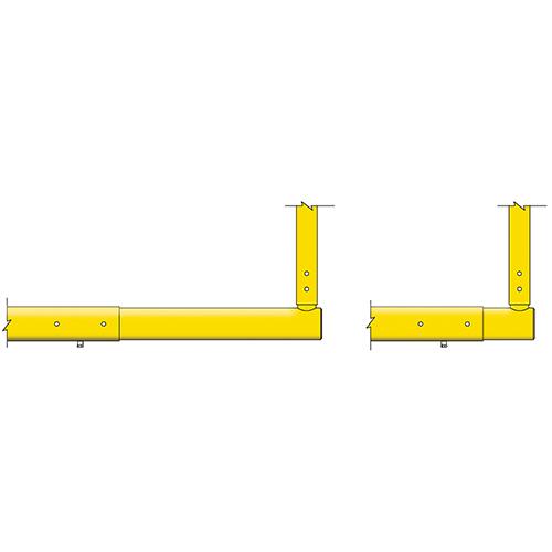 MAX-1™ Expandable Crossbar (Leveling Plate – 6'Ox20'U)