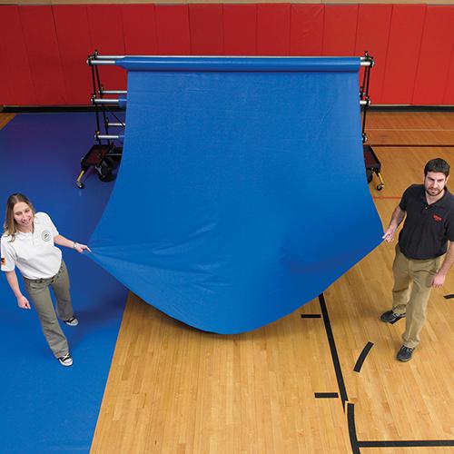 Gym Guard Floor Cover (22 oz)