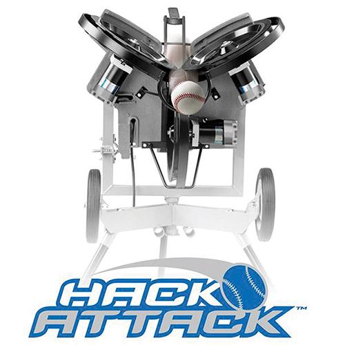 Hack Attack Pitching Machine (Softball)