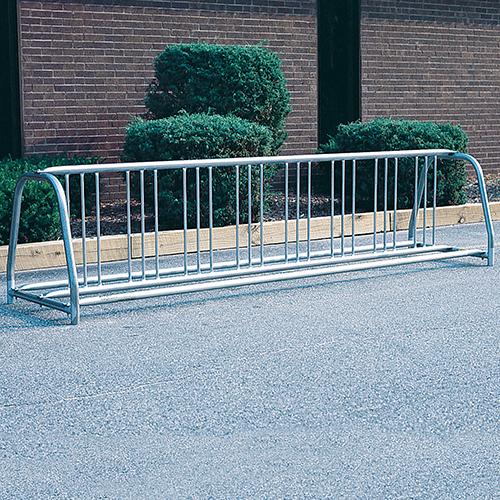Portable Bicycle Rack (6 Capacity)