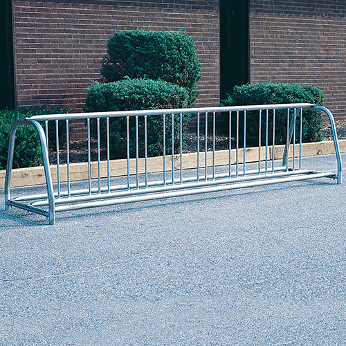 Portable Bicycle Rack (8 Capacity)