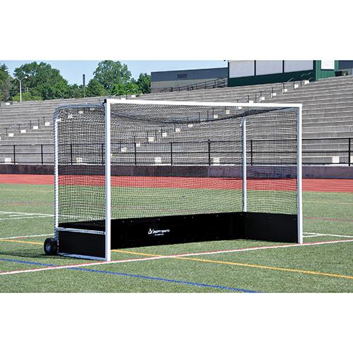 Official Field Hockey Goal (Steel w/ bottom boards)