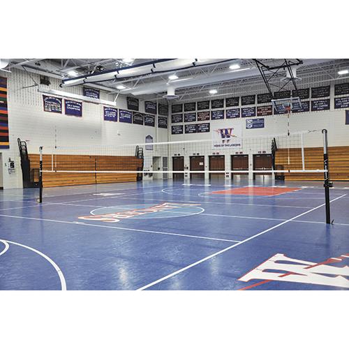 "Featherlite™ Volleyball System (3-1/2"")"
