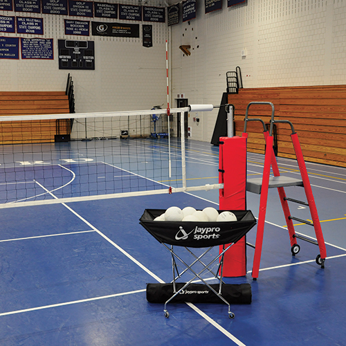 Featherlite™ Volleyball System Package (3″)