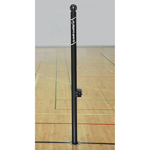 "3½"" LadyPro Carbon™ Volleyball Uprights"