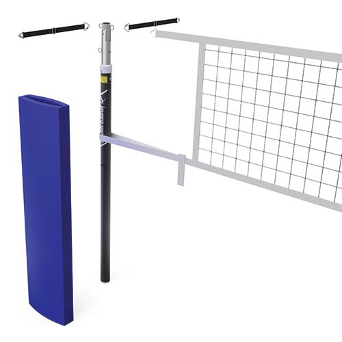"3½"" Featherlite™ Volleyball Center Package"