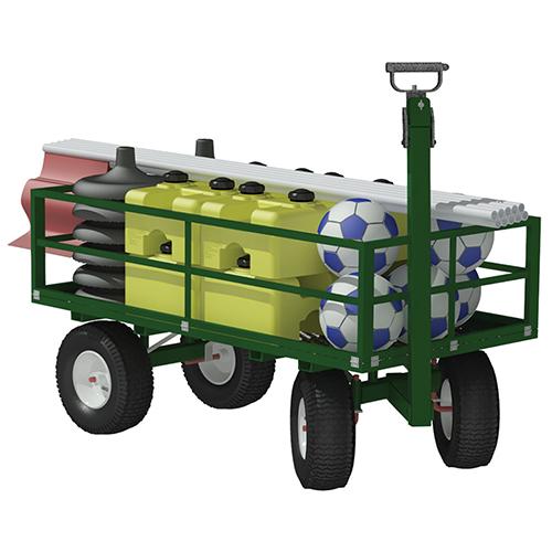 Multi-Use Soccer Cart