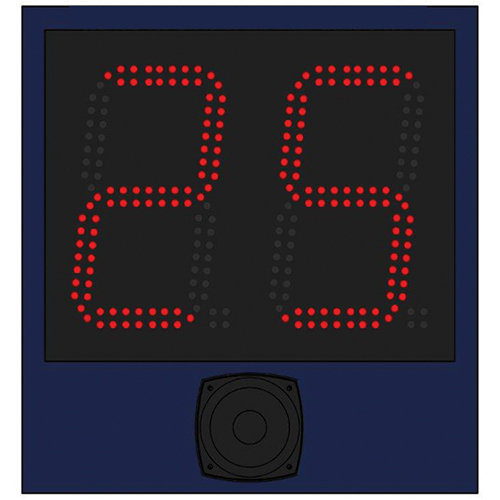 Shot and Play Clock