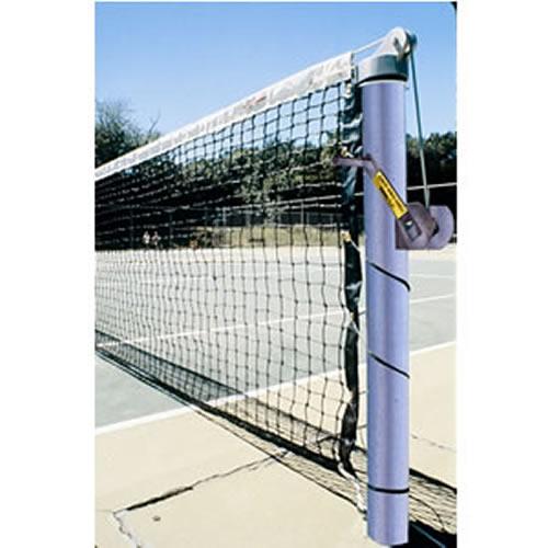 """3½"""" Galvanized Steel Tennis Posts"""