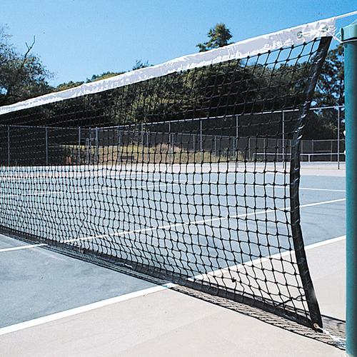 Collegiate Tennis Net