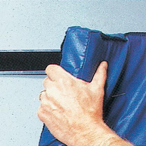 Hook-and-Loop Closure Wall Hanging Strip