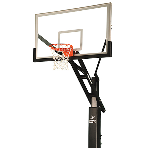 The Titan CVX2 w/ Acrylic Backboard