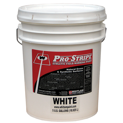 Pro-Stripe Athletic Field Marking Paint (Bright White)