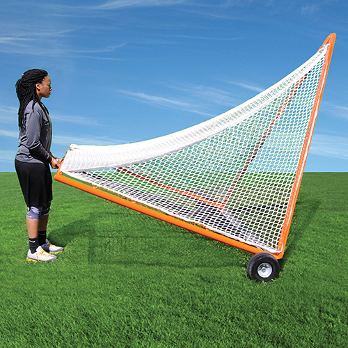 Lacrosse Goal Transport Cart