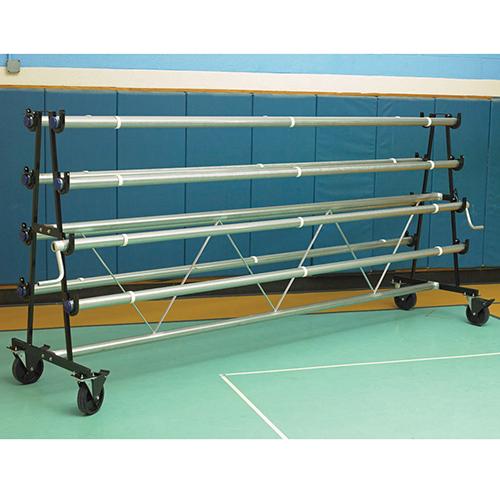10 Roll Safety Storage Rack