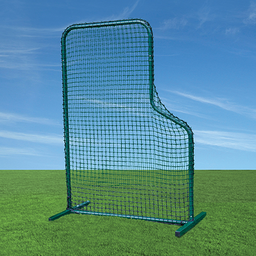Short Sided Pitchers Screen