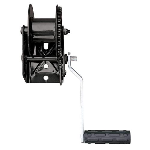 Ratchet Reel (TP-125 – Black)