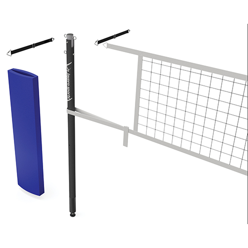 """3-½"""" LadyPro Carbon™ Volleyball Center Package"""