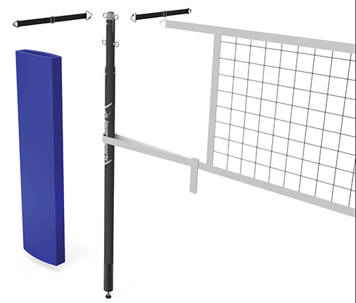 "3"" Carbon Ultralite™ Volleyball Center Package"