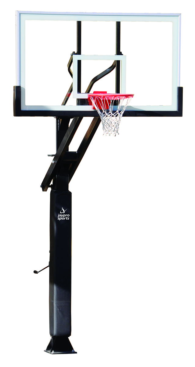 The Park – Adjustable Outdoor Basketball System