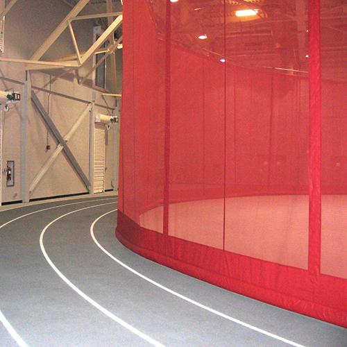 Motorized Perimeter Netting & Curtains