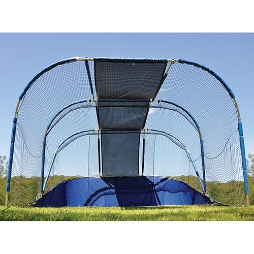 Batting Cage Sun Canopy