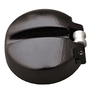 Replacement Top Cap (Black)