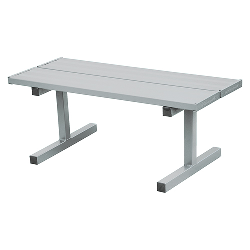 Courtside Benches (Double Plank)