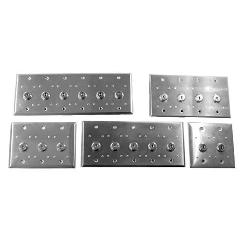 Ganged Key Switches