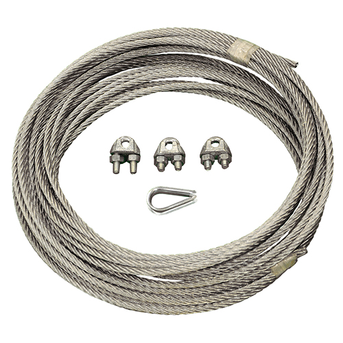 Backstop Cable Kit (100′)