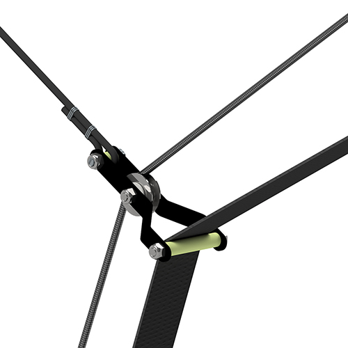 Cable & Safe Strap Retractor System