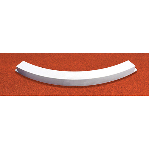 Cast Aluminum Toeboard Level Pad
