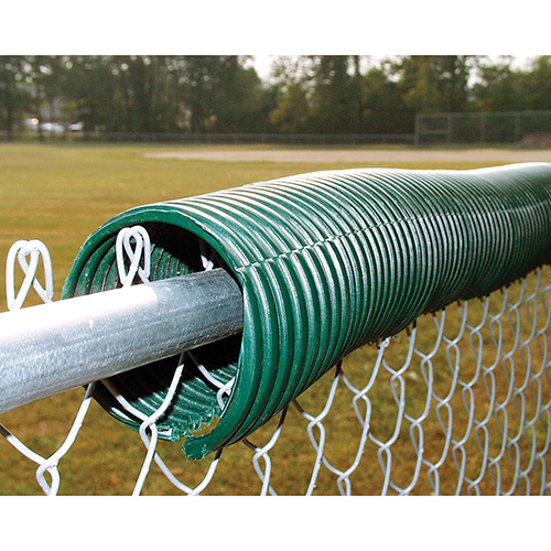 Poly-Cap Fence Top Protection (250′ Forest Green)
