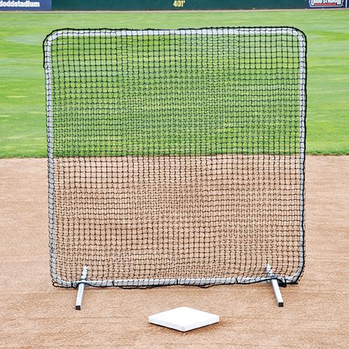 Classic Baseball Fielders Screen (7′ x 7′)