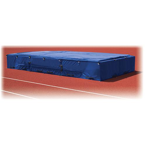 High Jump Landing System (High School – Straight Front Design)