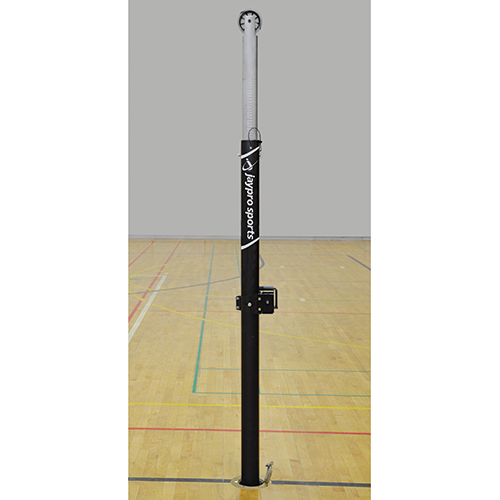 Featherlite Volleyball Uprights (2″ Canadian)