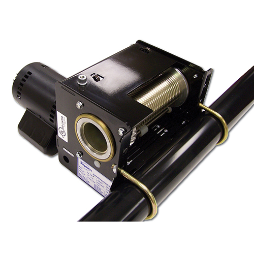 Direct Drive Electric Backstop Winch (Winch w/ Key Switch)
