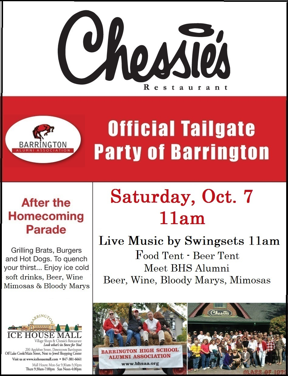 Chessie's Homecoming BHS Alumni Party
