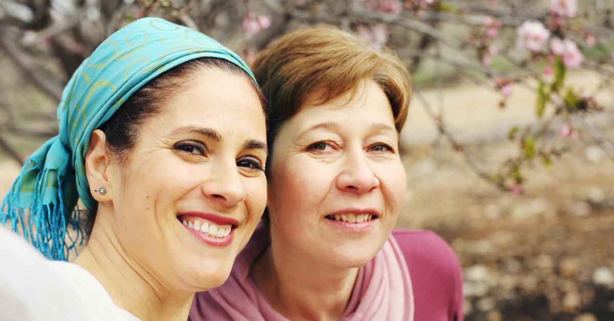 Jewish women's community groups