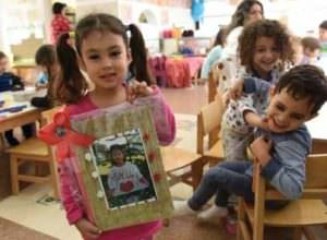 "Na'amat's Shalom Day Care Center in Jaffa is a ""magnet for coexistence,"" serving an equal number of Jewish and Arab children."