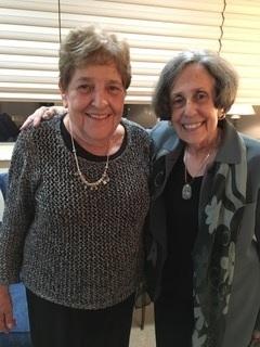 Roz Rosenblatt and Helene Faye Rosenbloom
