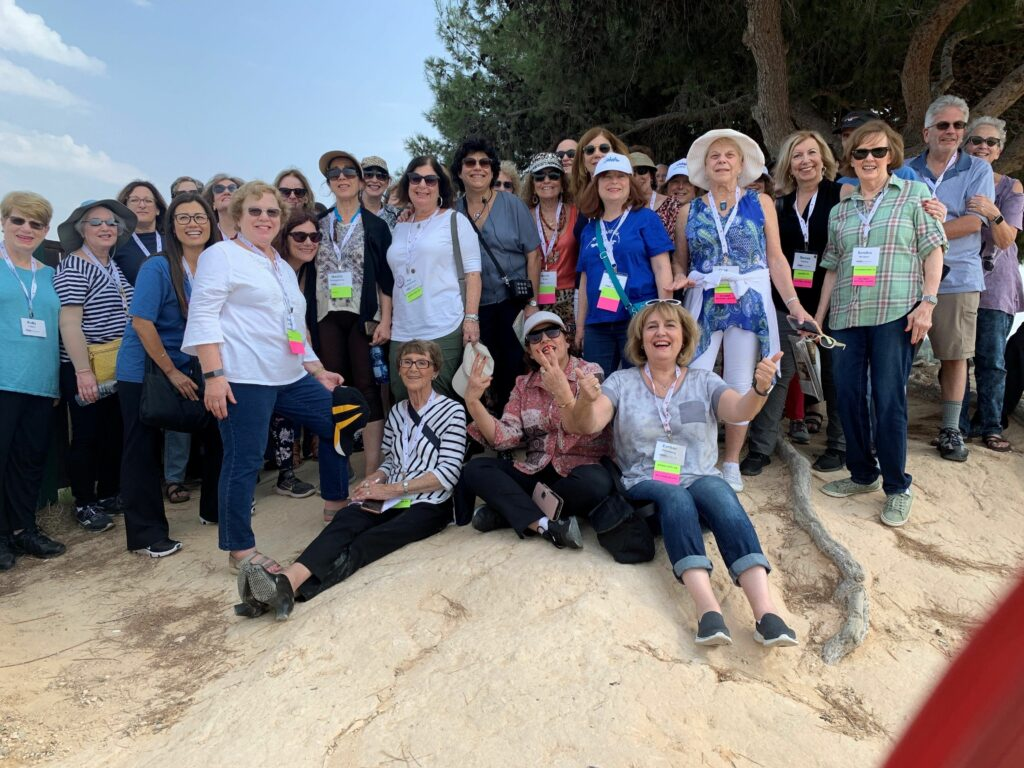 NA'AMAT USA 2019 Convention in Israel Provides Opportunity for Members to Experience NA'AMAT's Vital Centers for Women & Children