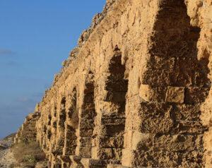 Aqueduct in Jerusalem