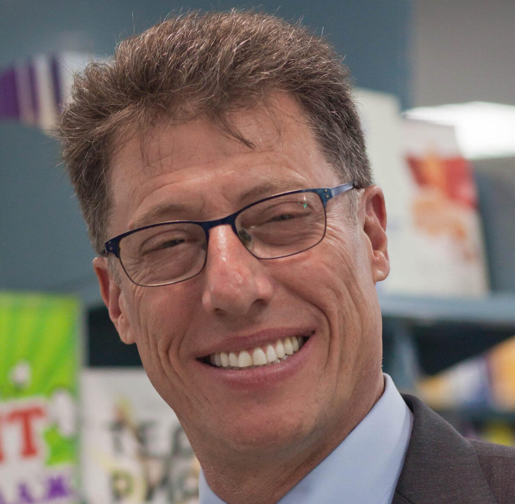Image of Dr. Daniel Gourdis