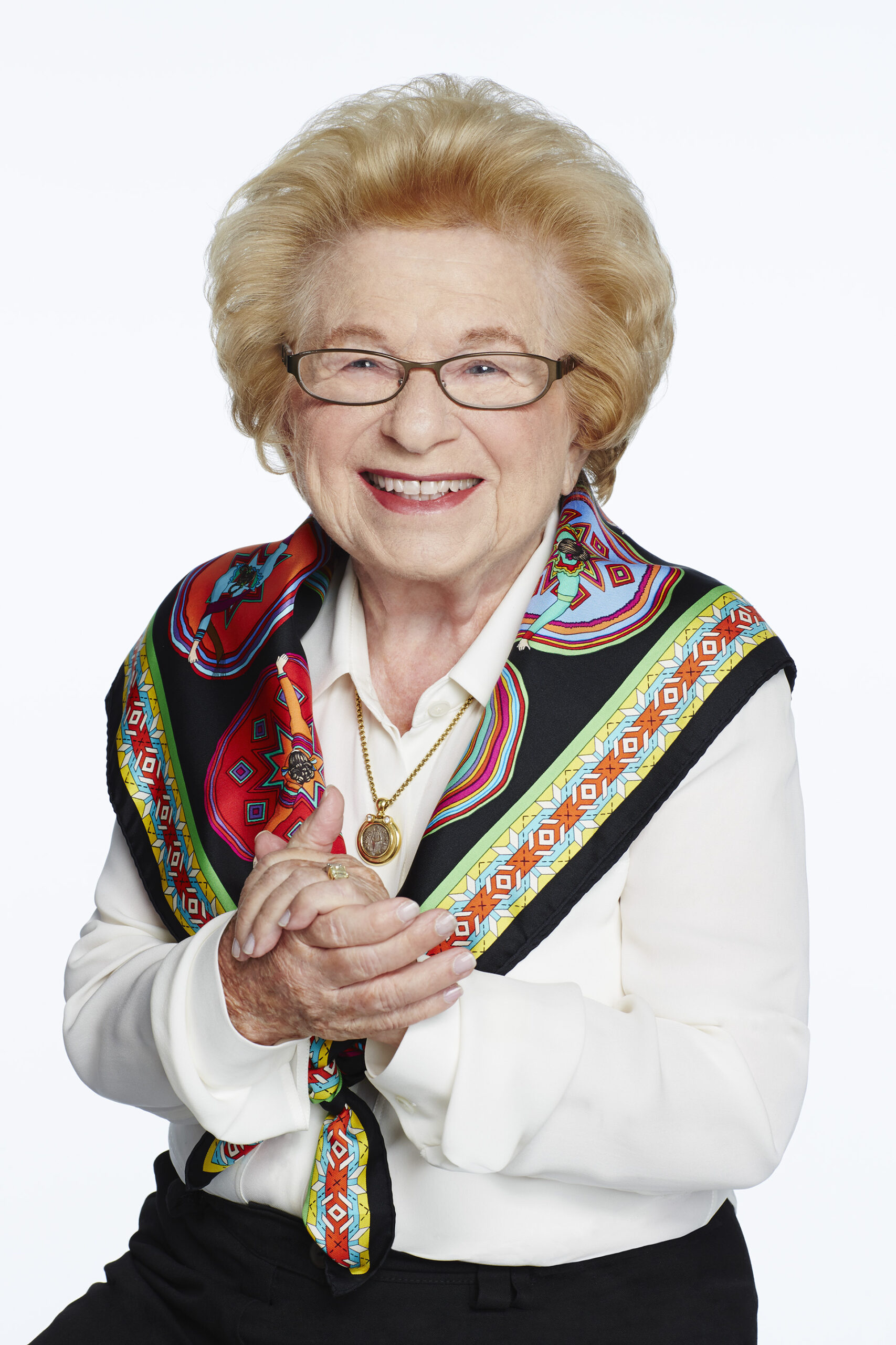 photo of Dr. Ruth K. Westheimer