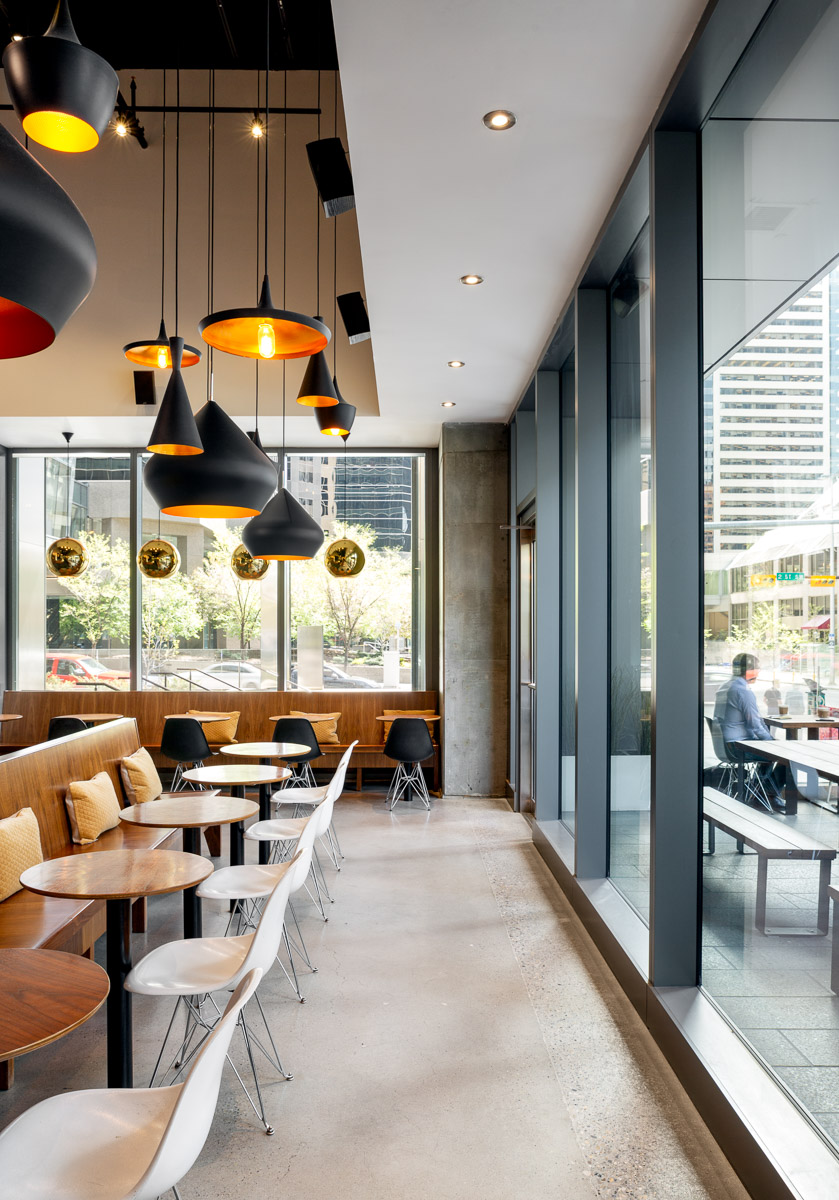 commercial interior design photography