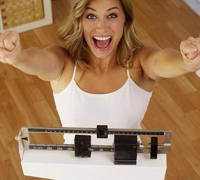 Women fast weight loss