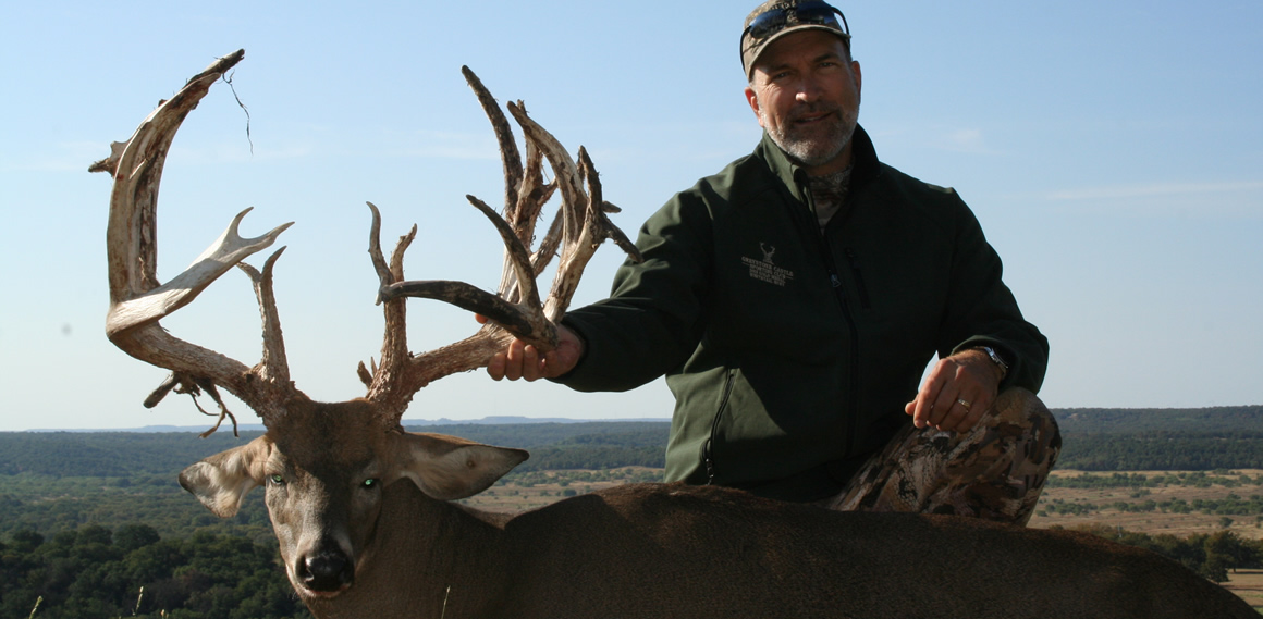Texas Whitetail Deer Hunting