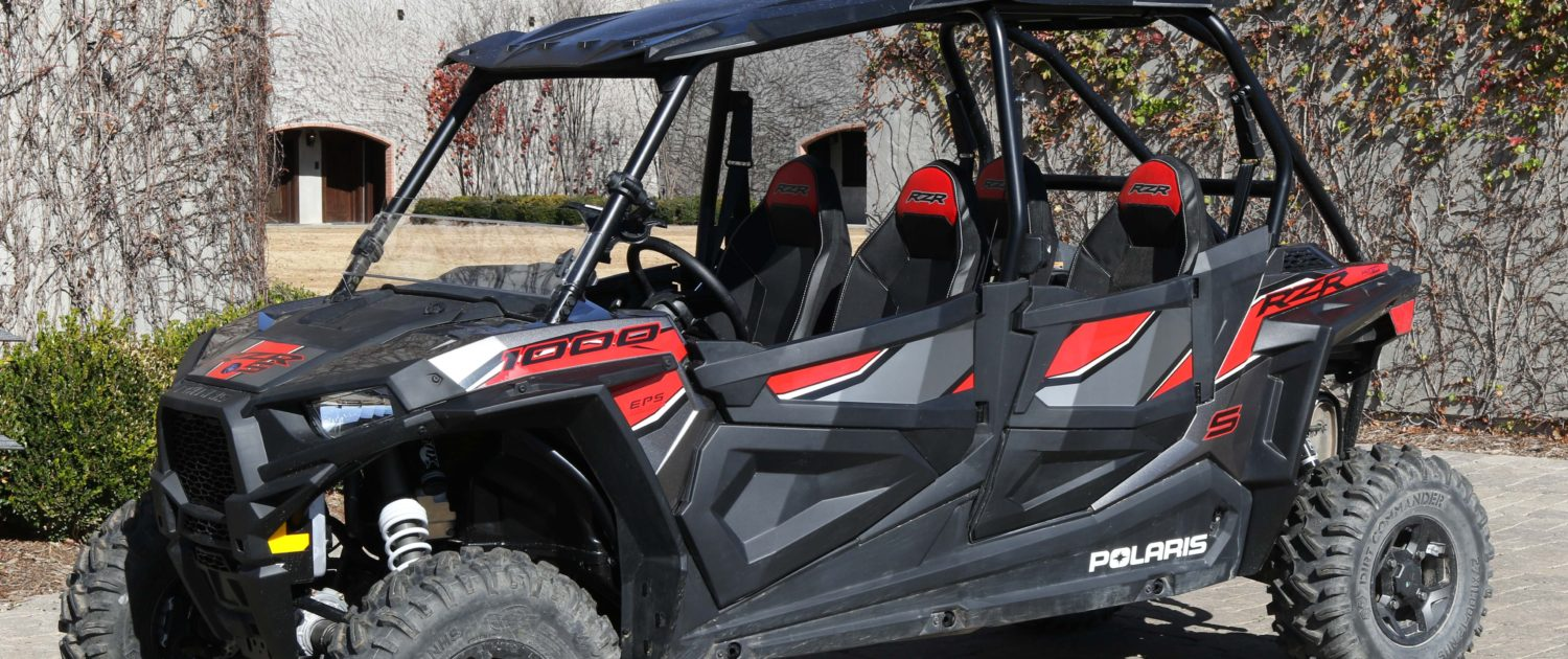Polaris RZR Tours